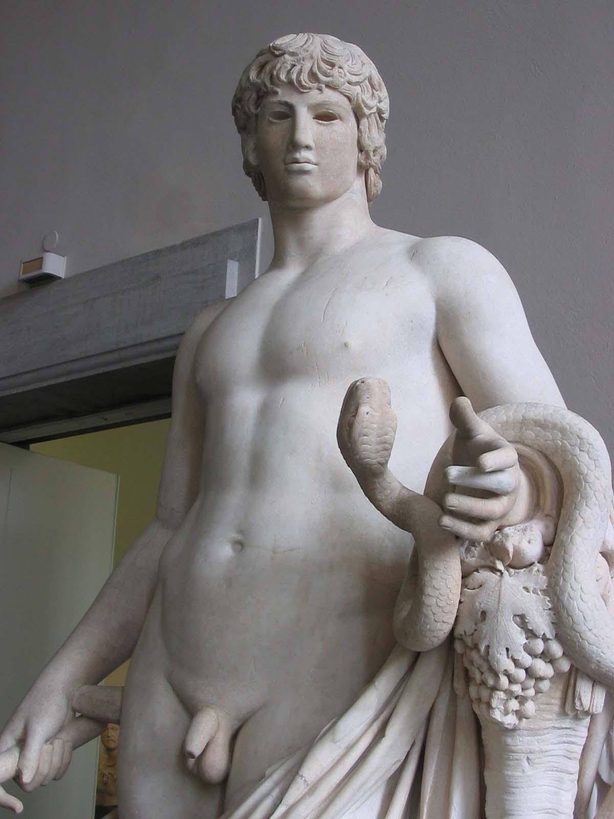 Antinous God